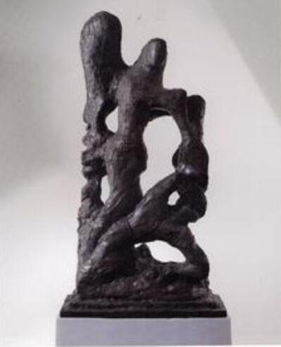 Saint Clair Cemin, 'ONE CENTURY SMITES ANOTHE', 1999