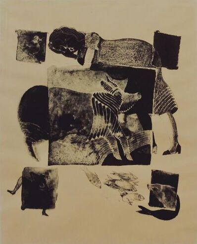 Francisco Toledo, 'Sin Titulo', 1971