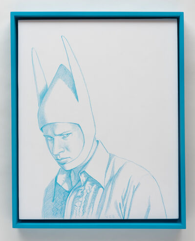 Vonn Cummings Sumner, 'Blue Fool', 2016