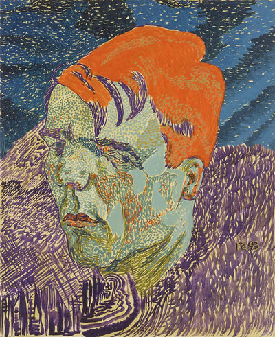 Philip Akkerman, 'Self-Portrait No. 106', 1993