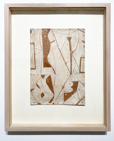 Caio Fonseca, 'Tenth Street Drawing', 1993