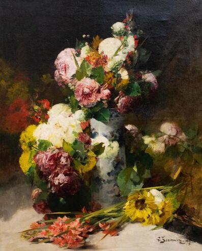 Georges Jeannin, ' Flowers', 1897