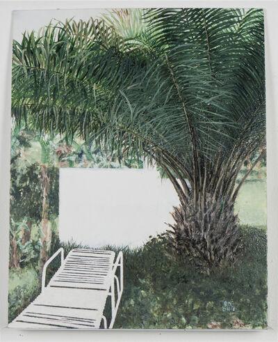 Renata Fernandez, 'Deck Chairs Series No. 12', 2017