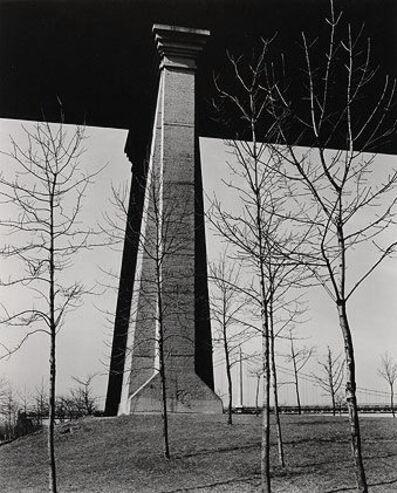 Brett Weston, 'Bridge Pylon, New York', 1947