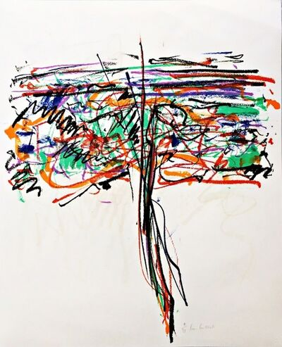 Joan Mitchell, 'Tree I', 1992