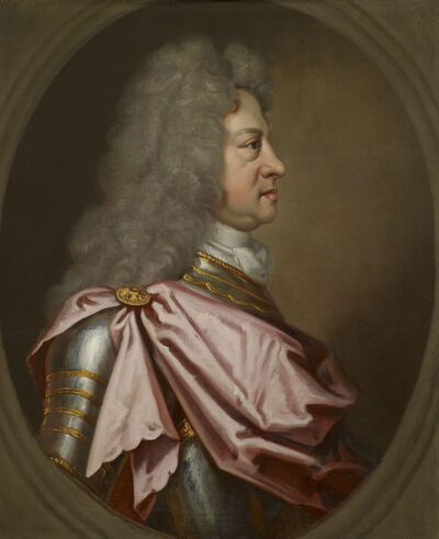Sir Godfrey Kneller, 'George I'