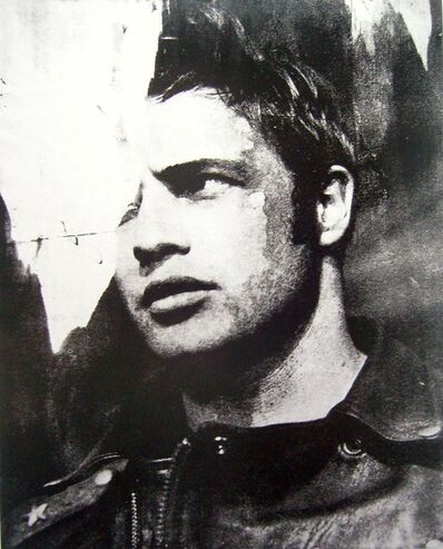 Russell Young, 'Marlon Brando', 2008