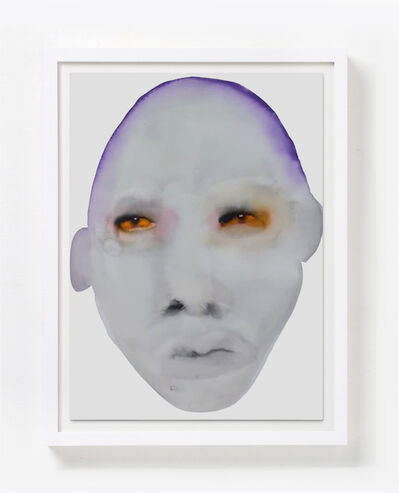 February James, 'Untitled Face 120', 2019