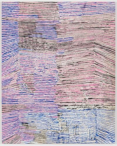 Harmony Korine, 'Nudity Clause Line', 2014