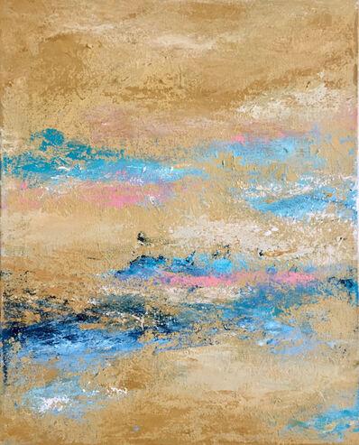 Victoria Borisova, 'Sound of the ocean III', 2017