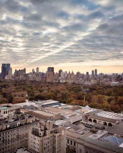 Benjamin Swett, 'View Southwest from 30 East 85th Street, November 14, 2017, 3:54 PM', 2017