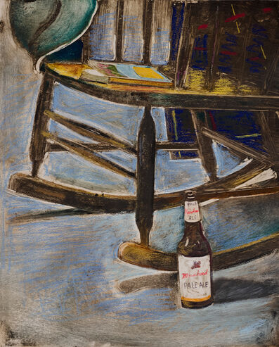 Francis Wishart, 'Beer Bottle and Rocking Chair', 2017