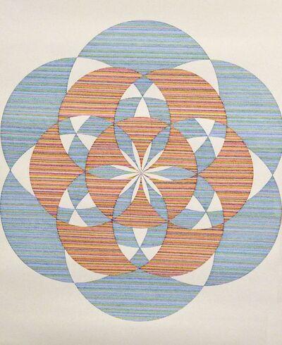 Hannah Sypniewski, 'Flower of Life', 2015