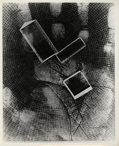 Gyorgy Kepes, 'Hand Glass Prisms', 1939