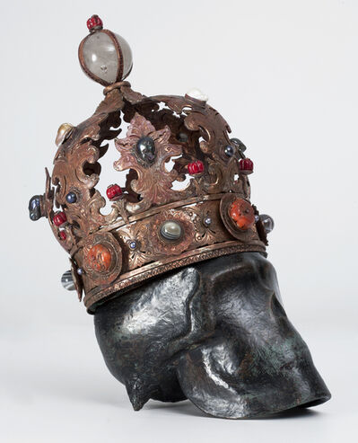 "Onik Agaronyan, '""Kings and Queens Collection"" Contemporary Crown Sculpture', 2012"