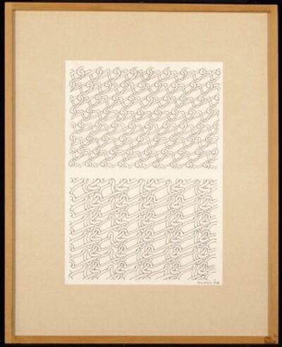 Markus Raetz, 'Sans titre', 1971