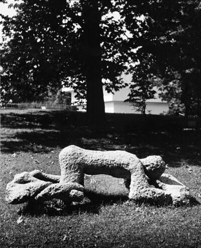 Paolo Monti, 'Arturo Martini, Scultore', 1970