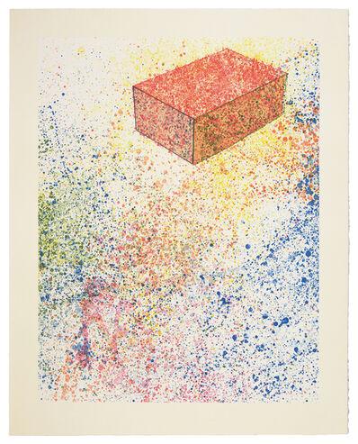 Ronald Davis, 'Block', 1983