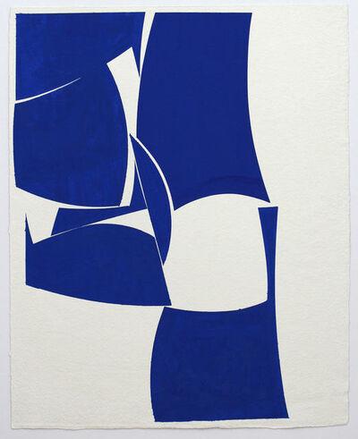 Joanne Freeman, 'Blue 30x24', 2019