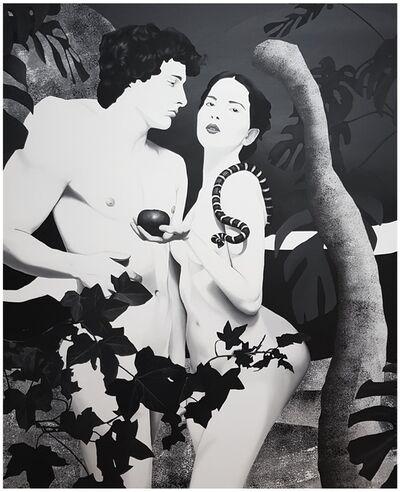Lukas Kubala, 'Adam and Eve', 2020