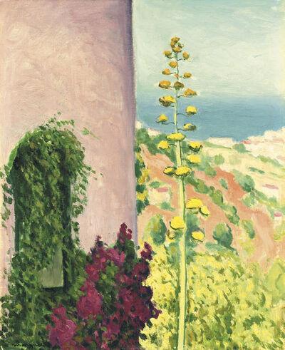 Albert Marquet, 'Aloès fleuri', 1944
