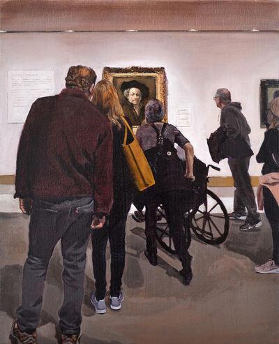 Joe Fig, 'Rembrandt/Met', 2019