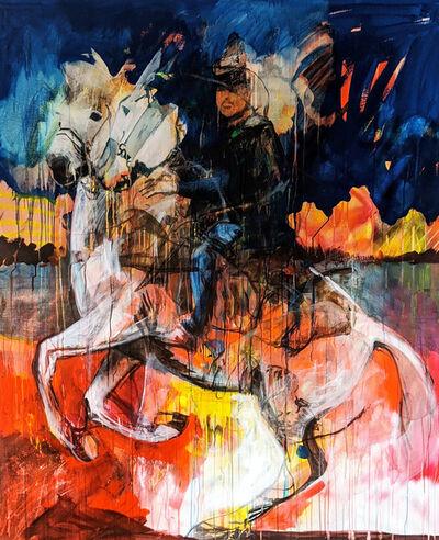 Julien Graizely, 'Le cavalier', 2021