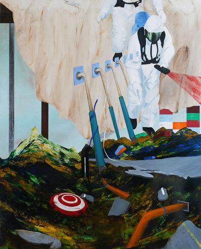 Chou Tai-Chun, 'Beyond the Silence 013 – Mountain Building in the City', 2014