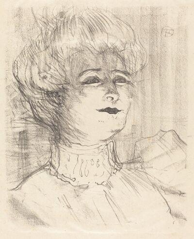 Henri de Toulouse-Lautrec, 'Jeanne Hading', 1896