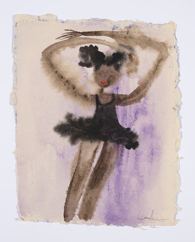 Marcus Leslie Singleton, 'Ballet Dancer No. 4', 2015