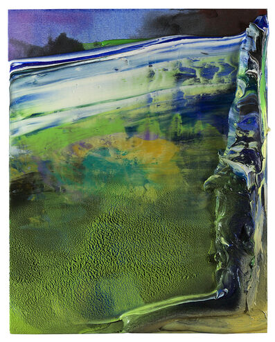 James Walsh, 'Greenscape', 2014