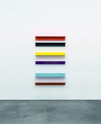 Liam Gillick, 'Shelf System A', 2008