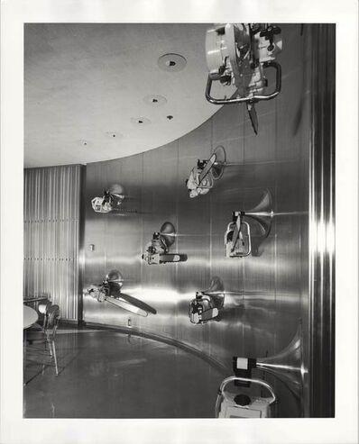 Julius Shulman, 'McCullock Chainsaw Company. Los Angeles, Ca.', 1957