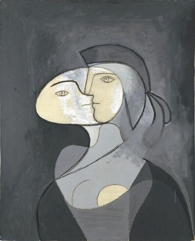 Pablo Picasso, 'Marie-Thérèse, face et profil', 1931
