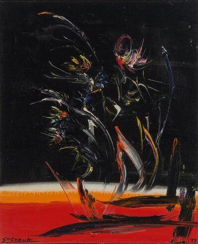 Soshana Afroyim, 'Untitled #361', 1973