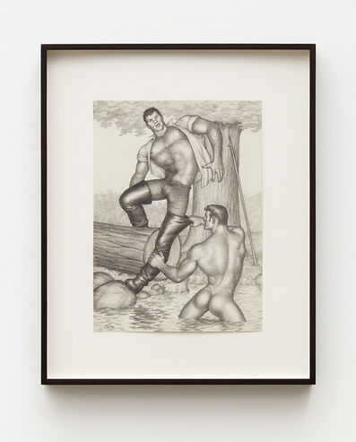 Tom of Finland, 'Untitled', 1966