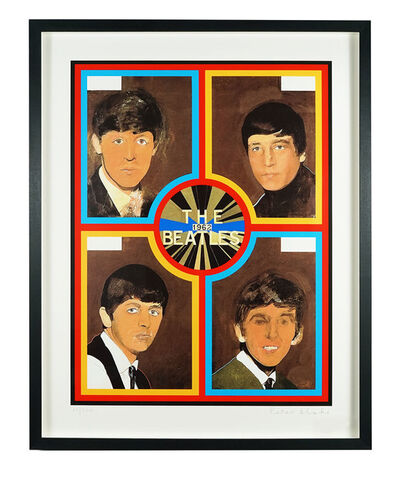 Peter Blake, 'The Beatles, 1962 ', 2012