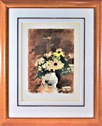 Georges Braque, 'Vase De Fleurs Jaune', 1958