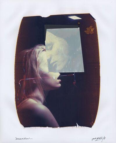 Paolo Gioli, 'Vessazioni, Dietro il volto', 2010