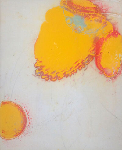 Mary Rousseaux, 'Untitled (Yellow)'