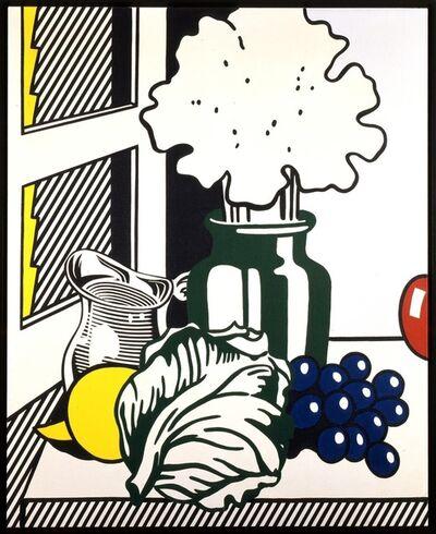 Roy Lichtenstein, 'Still Life with Cabbage', 1973