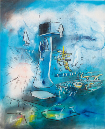 Roberto Matta, 'Untitled', 1975