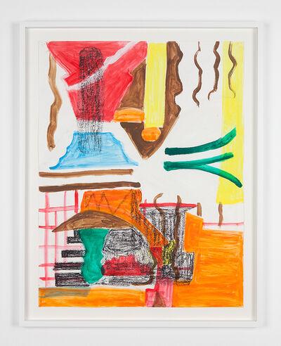 Shirley Jaffe, 'Untitled', 2014