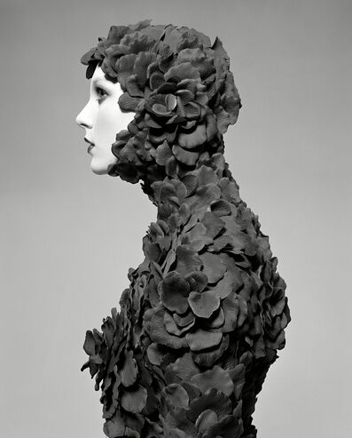 Geof Kern, 'rose petal suit', 2005