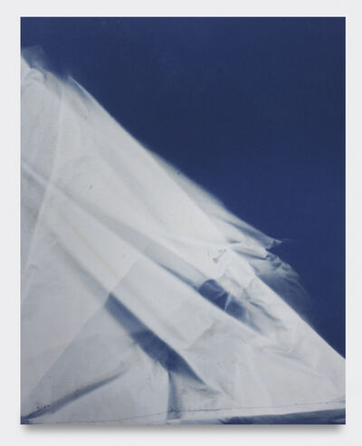 Chris Duncan, 'Sun Made Mountain 6 Month Exposure (Navy)', 2019