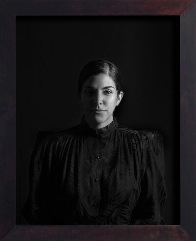 Heba Y. Amin, 'Portrait of Woman as Dictator I', 2018