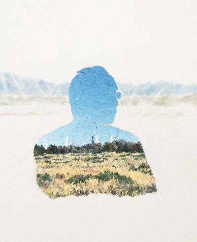 Akira Kamo, 'Between Landscape and Portrait 2', 2017