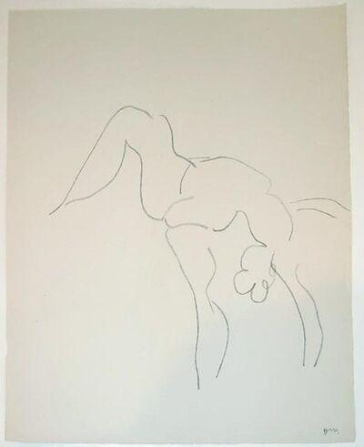 Henri Matisse, 'DANSEUSES ACROBATES - PLATE 8', 1931