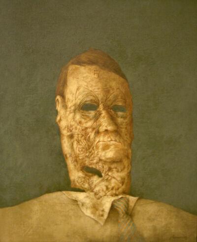 """José Hernández, '""""Máscara de la deslealtad""""', 2006"""
