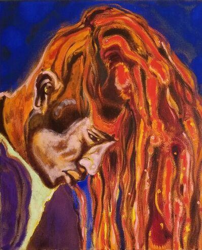 Armando Mariño, 'Red Man Hair', 2019